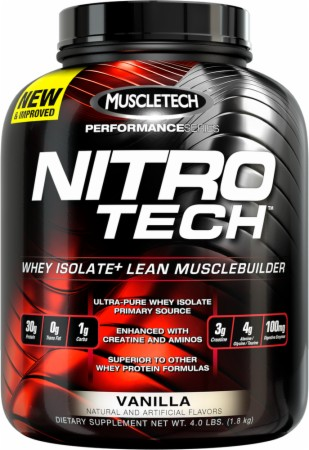 Nitro-Tech Performance Series