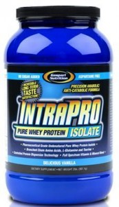 IntraPRO Pure Whey Protein Isolate